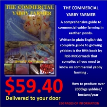 Commercial Yabby Farmer Book